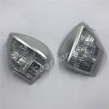 Одна пара заднего вида боковые зеркала указатели поворота зеркало заднего вида лампа для Ford S-MAX для C-MAX KUGA GALAXY