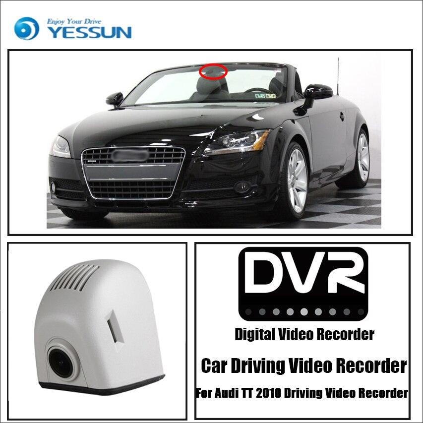 YESSUN For Audi TT 2010 Driving Video Recorder Car Dvr