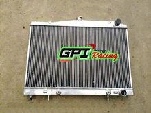 GPI Aluminum radiator for Nissan R33 R34 GT GTT GTR