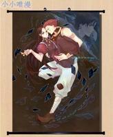 Anime Hunter X Hunter Hisoka Poster Wall Scroll