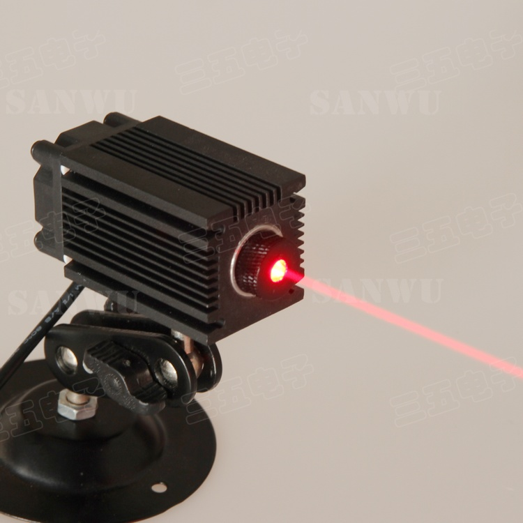High power red laser module can work for a long time 638nm real output power 800mW 100mw650nm cross red laser head high power red positioning marking instrument high quality