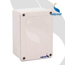 180*130*90mm  IP67 ABS Junction Box / Plastic Screw Type  Waterproof  Enclosure   (SP-02-181390)