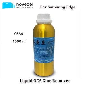 Image 1 - Livraison gratuite par EXPRESS 9222 9555 9666 OCA dissolvant de colle pour Samsung S7 edge S8 Note 8 s6 edge plus écran incurvé colle enlever