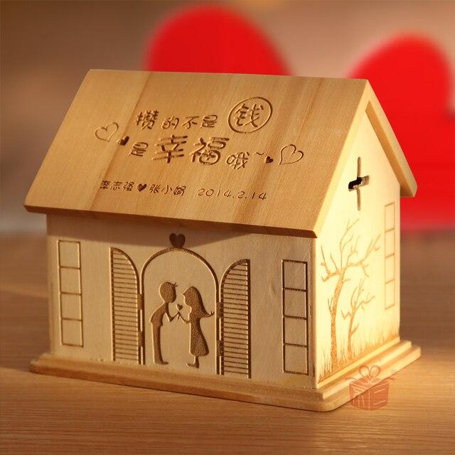 Music Box Piggy Bank Cute Gift Ideas Girls Birthday Present For His Girlfriend Boyfriend Boys Practical