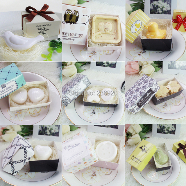 Cute Handmade Small Soap Wedding Souvenirs Creative Party Gift Small ...
