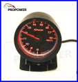 "2.5"" 60MM DF Advance CR Gauge Meter Volt Gauge 8-18V Black Face/AUTO GAUGE"