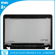 14″ LCD Assembly For E450 1366×768 eDP LP140WH8(TP)(D1) Laptop Touch Screen Assembly Digitizer With Bezel 04X5895