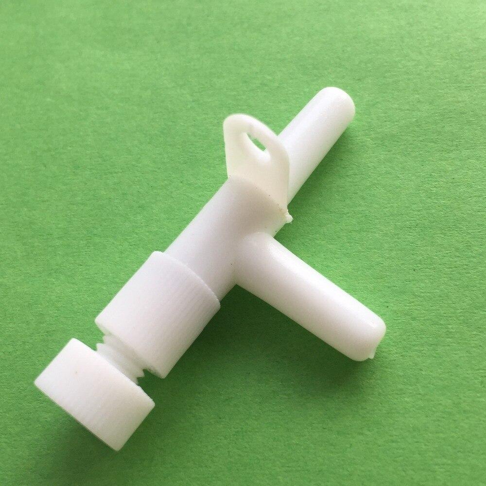Der GüNstigste Preis 1 Stück K194y 5,1mm Regulierung Zwei 3-wege-wasserventil Bequem Steuerung Gute Material Wasserpumpe Teile Taille Und Sehnen StäRken