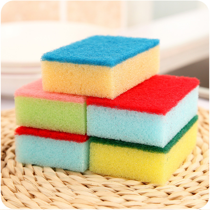 Home Practical Wipe Dish Magic Sponge Kitchen Accessories Pots Pans Clean Brush Creative Bathroom Cleaning Tools Gadget