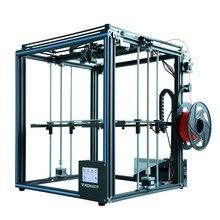 2018 новый дизайн Tronxy X5SA с сенсорный экран Auto level DIY 3d принтеры комплект металлический большой размер печати