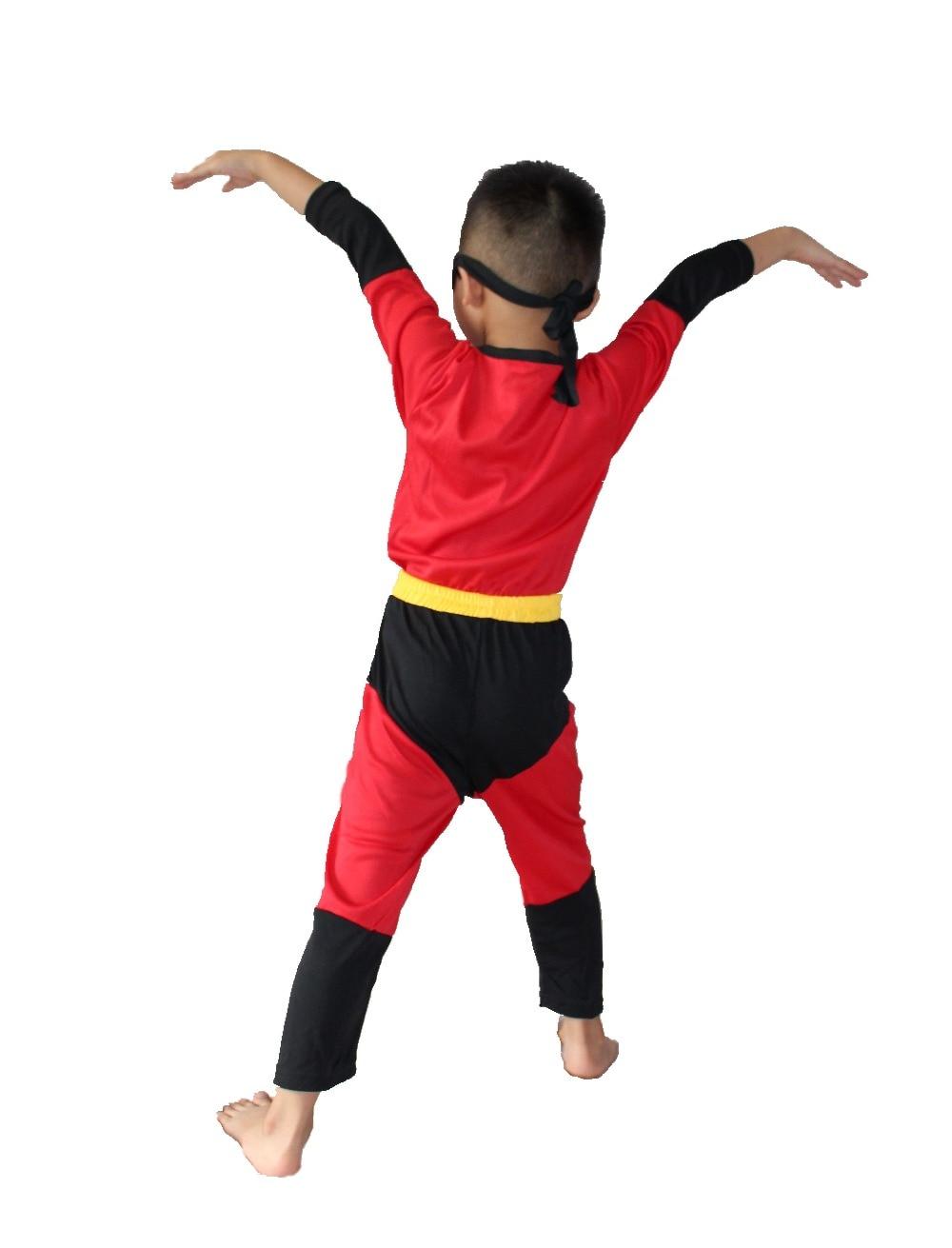Partihandel Halloween Festkläder Pojke incredibles Rollspel Les - Maskeradkläder och utklädnad - Foto 2