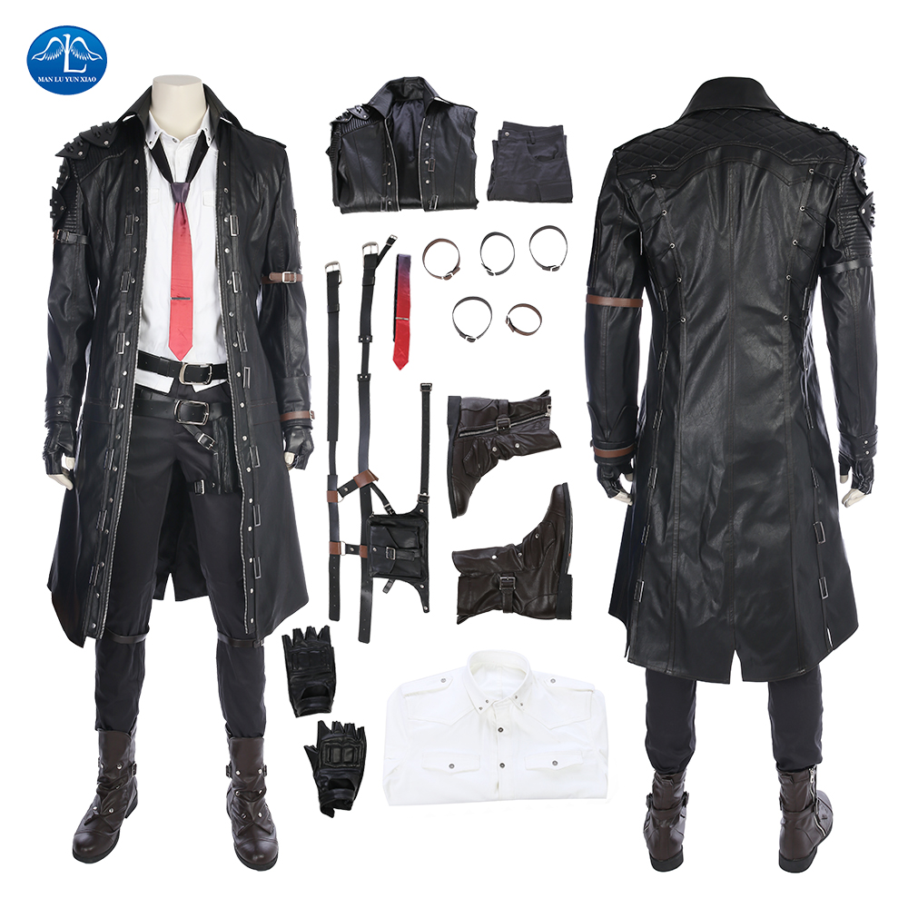 Hot Game Character PLAYERUNKNOWN'S BATTLEGROUNDS Costume Halloween PUBG Cosplay Costume Men Full Set Custom Made Free Shipping