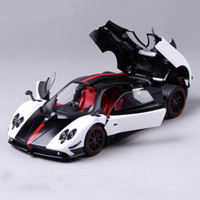 1:18 scale For Pagani Sports Car Simulated Alloy Car toy model Huayra Diecast Supercar Vehicles Model Toys with Original Box