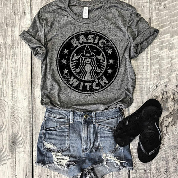 Sleeve O-Neck Grey Casual Tee Shirt Letter Print women Tee xxl Shirt women 2019s Short  Plus Size T-shirt 2019s