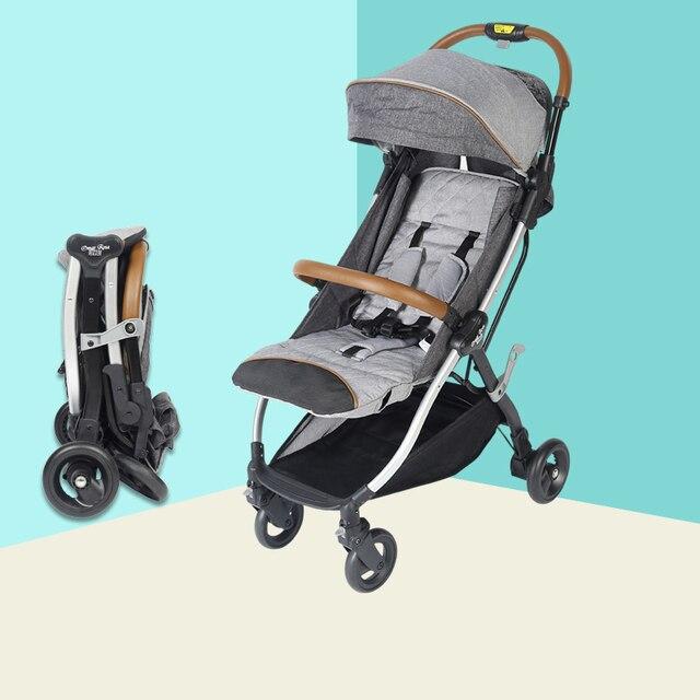 2019 NEW  YOYA Baby Stroller X7 Trolley Portable Folding Baby Stroller Carriage poussete Lightweight Babyzen Yoyo Stroller Car