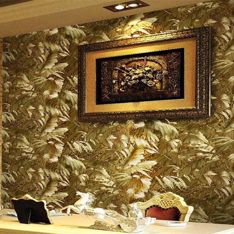 Moderne 3 d Papier Peint PVC Papier Peint En Vinyle Rolls Mur Décor Salon Chambre Cuisine De Bureau Revêtement Mural 3d Mentale Feuille De Secours