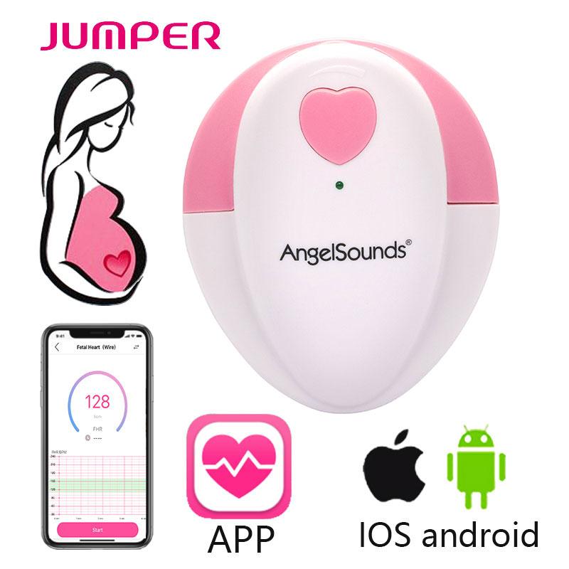 New Smart Fetal Favorite Home wire connection Phone APP Pregnant Women Listen To Fetal Heart Tone
