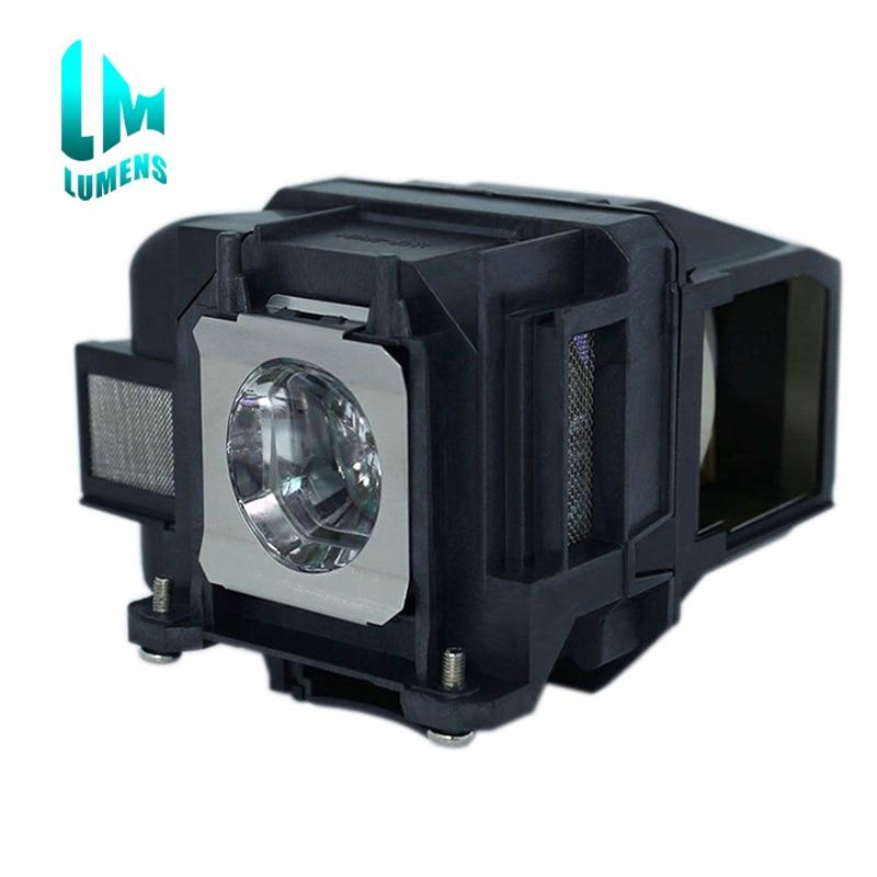 ELPLP78 V13H010L78 LAMP IN HOUSING FOR EPSON PROJECTOR MODEL Powerlite 97