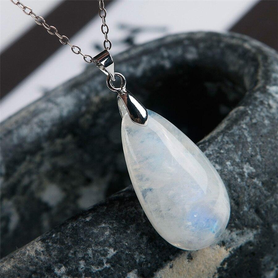 Rabbit Morganite Tourmaline Blue /& Green Topaz Gemstone Silver Collier Pendentif
