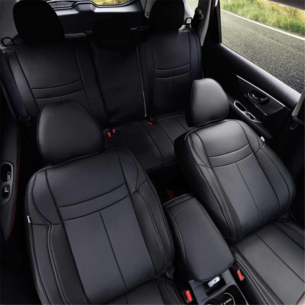 Outstanding Front Rear Seat Cover For Nissan Rogue X Trail T32 2014 2015 Ibusinesslaw Wood Chair Design Ideas Ibusinesslaworg