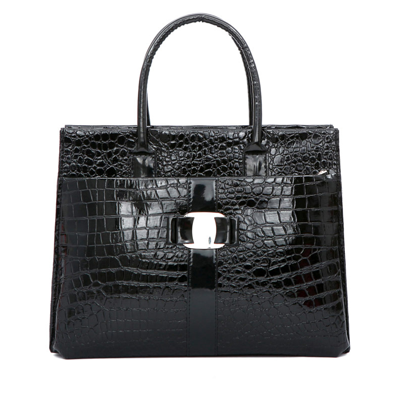 sacolas mulheres marcas famosas crocodile Attribute 2 : Handbag/bag/luxury Handbags Women Bags Designer