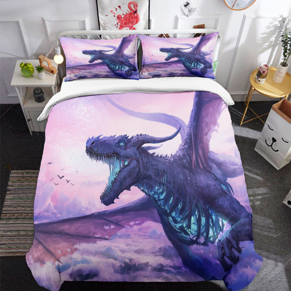 Warcraft tales of legendia Dragon bed linen set quilts and bedding set Twin Full Queen King Super King Double Size Animal new Warcraft tales of legendia Dragon bed linen set quilts and bedding set Twin Full Queen King Super King Double Size Animal new