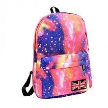 Брит флаг рюкзак прикольные школьные рюкзаки сумки
