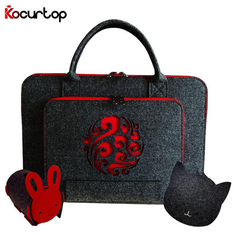 11 12 13 14 15 6 inch Men Women Laptop bag for font b Apple b