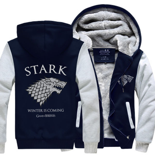 GAME OF THRONES HOUSE STARK (4 COLORS)