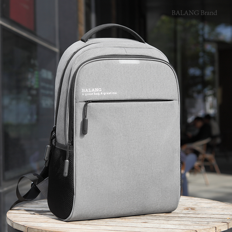 fb578c4c85d8 BALANG Brand Business Backpacks Fashion Laptop Backpack for 15.6 inch  School Backpack for Teenagers Boys Girls