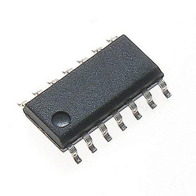 L6563A SOP14 new LCD supply chip patch a change that is good Can play the L6563