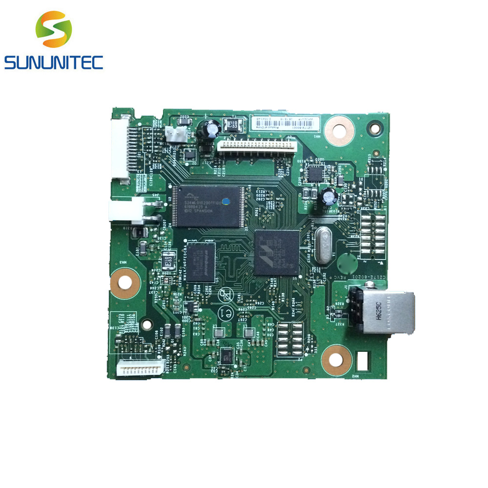 CZ172-60001 New FORMATTER PCA ASSY Formatter Board logic Main Board MainBoard For HP Laserjet M125 M125A 125 125ACZ172-60001 New FORMATTER PCA ASSY Formatter Board logic Main Board MainBoard For HP Laserjet M125 M125A 125 125A