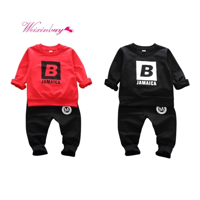 a8273aa328cf Newborn Baby Boy Clothes 2018 Autumn Baby Boys Clothes Set ...