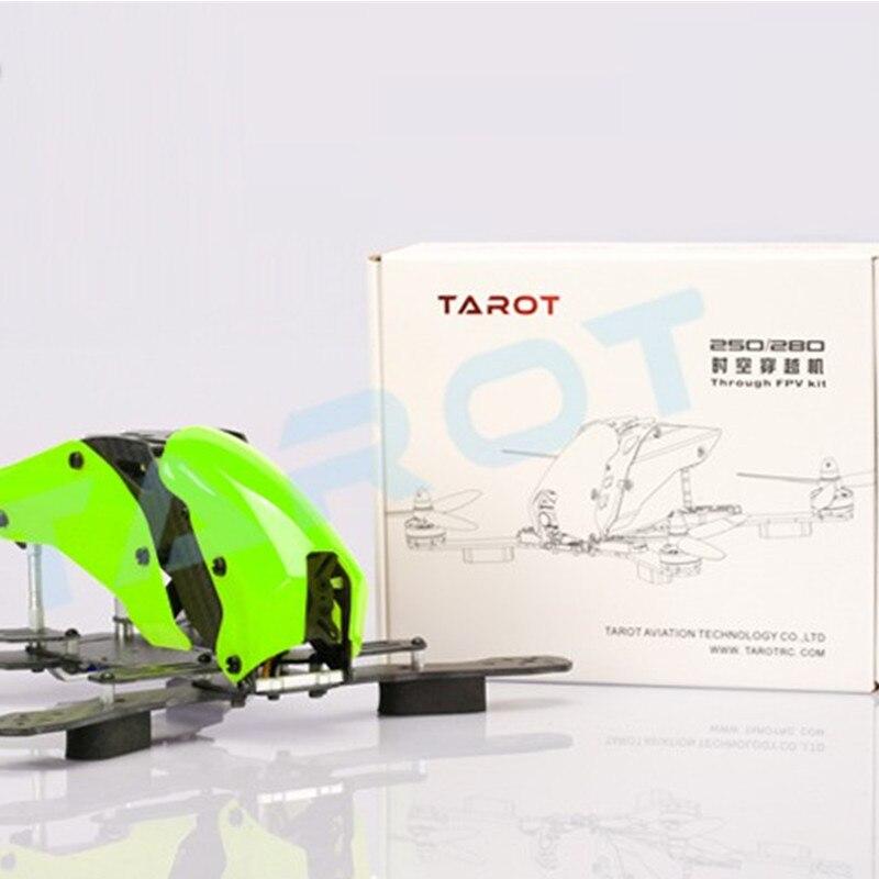 Tarot-RC Robocat TL250H Carbon Glass Fiber Mixed RC DIY 250 Mini FPV Quadcopter Frame Kit