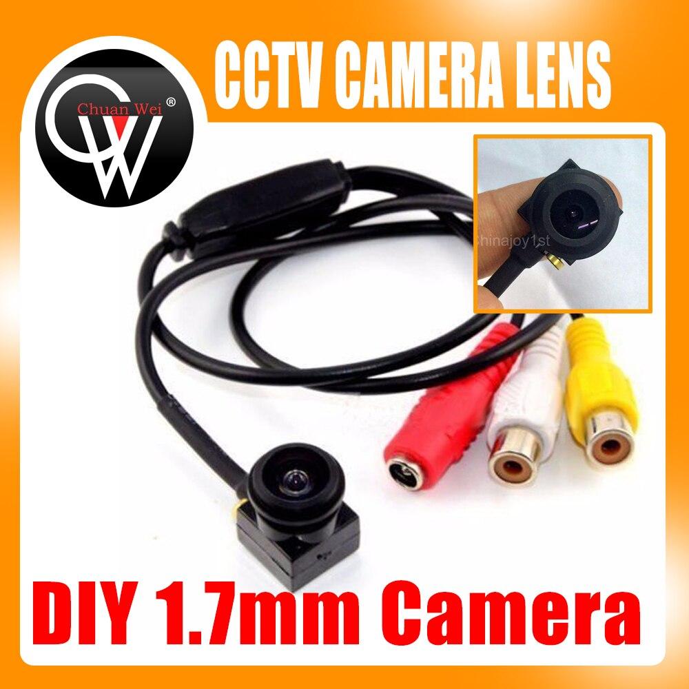 5MP HD 1.7mm 1/4 lens 600TVL Color/B&W Camera cctv Security Camera5MP HD 1.7mm 1/4 lens 600TVL Color/B&W Camera cctv Security Camera