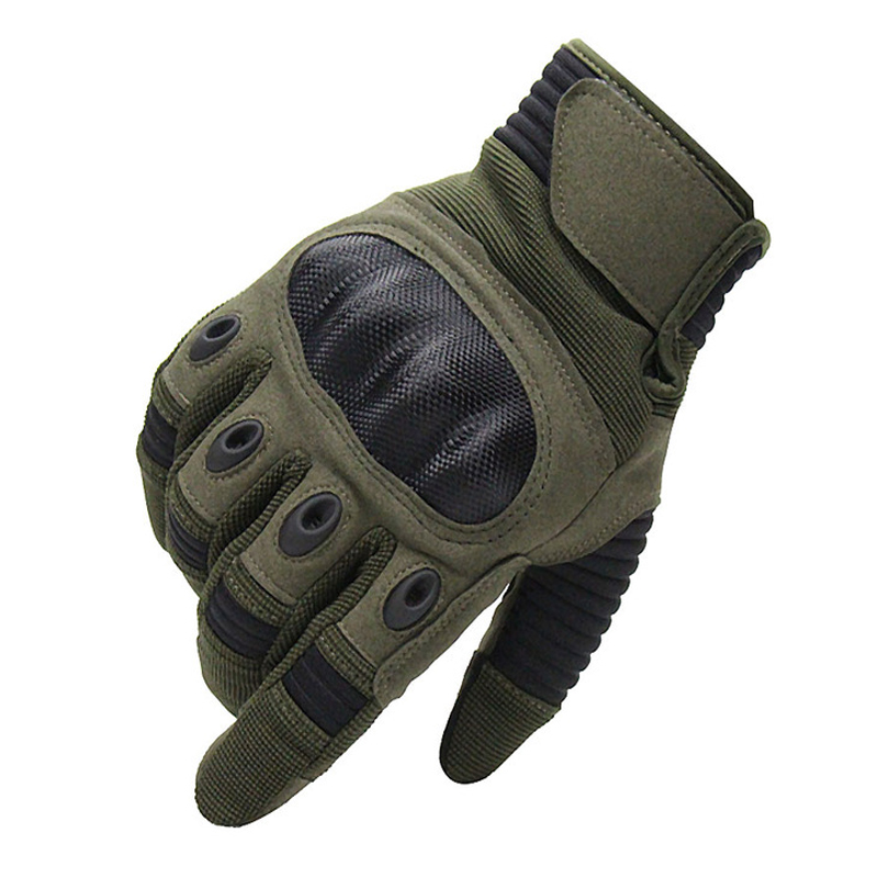 Touch Screen Men's Sport Gloves Full Finger Tactical Gloves Hard Knuckle Ptotective Gloves Army Military Combat Gloves
