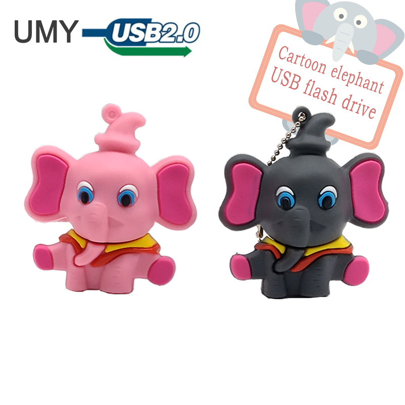 External Storage Computer & Office Cartoon Pet Dog Usb Flash Drive Pendrive 4gb 8gb 16gb 32gb Memory Stick Usb Stick Cute Pen Drive Personalized Mini Gift