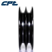 CPT бренд SPA ремень стальной шкив колеса, 68,5 мм наружный диаметр, 1008 чугунная коническая втулка, 8-25 мм диаметр вала