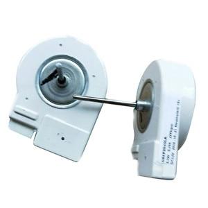 Image 2 - Kühlschrank Fan Motor für Samsung Kühlschrank Reparatur Teile Wärmeableitung Fan Motor DREP3020LA 3,5 W 0.29A 2770rpm DC12V