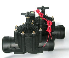 """3"""" BSP Magnetically Latching Solenoid Valve 6 to 20V DC for Water"""
