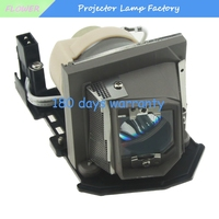 High Quality 330 6183 / 725 10196 / 0965F9 Replacement Projector bare Lamp for DELL 1410X with housing