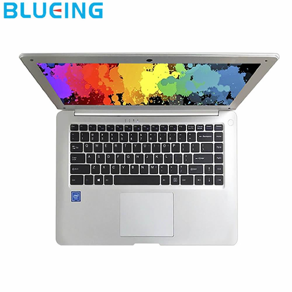 14.1 Inch Gaming Laptops Pc 6GB/64GB+256GB  SSD  Ultra-slim Intel N3450 HD 1920*1080  Windows 10 Computer  Free Shipping
