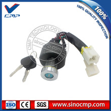 14526158 Chave Interruptor De Ignição, interruptor de arranque Para Volvo EC140 escavadeira EC240 EC290 EC160
