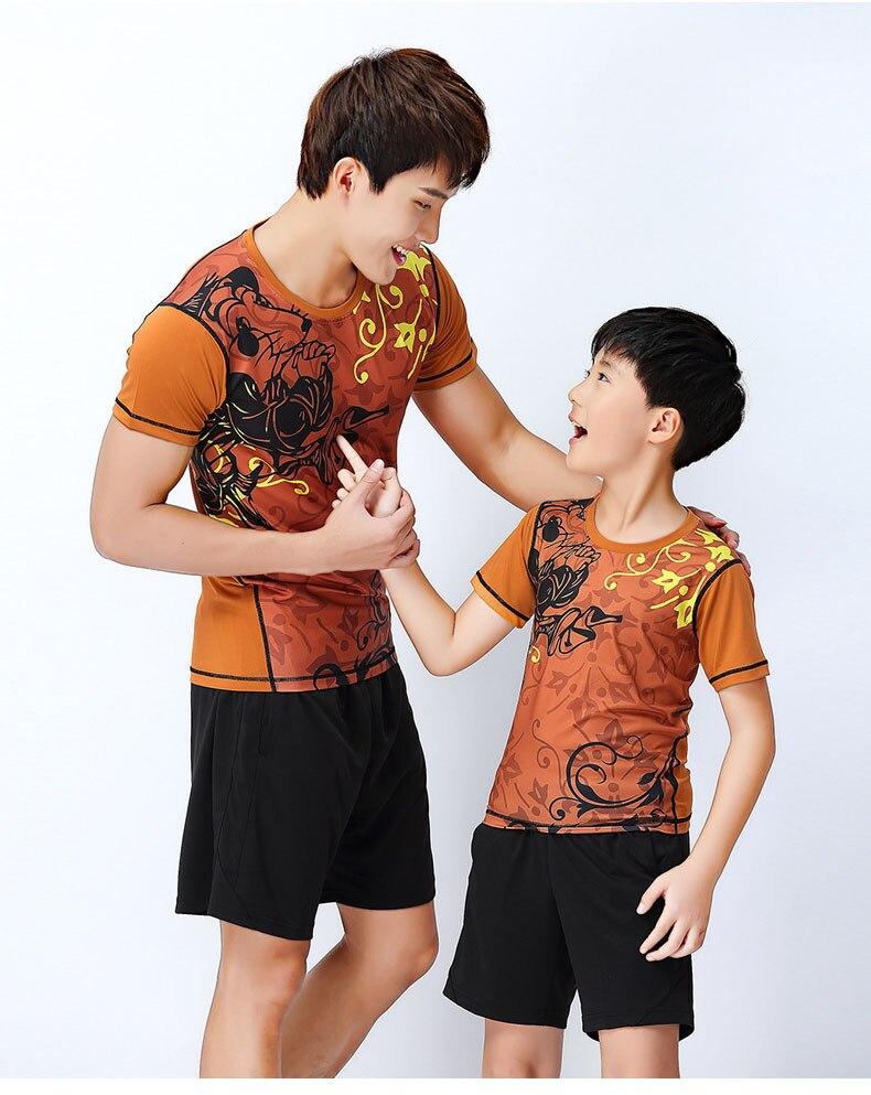 2018 Tennis shirts , t shirt tennis Male , Ping Pong Jerseys , ropa tenis hombre, badminton shirts Boys ,table tennis clothes