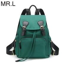 MR.L Backpack Women Oxford Female Backpacks Teenager School Bags Big Capacity Mochila Feminina Rucksack Mochilas Mujer 2018