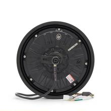 Motor 12 inch diamond version 1200W/1500W electric car motorcycle with brushless DC hub motor