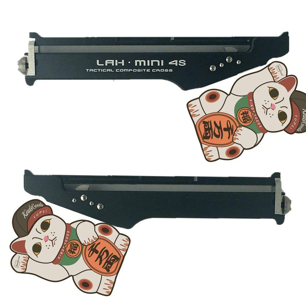 Tactique Diy LAH Crossbovv Avec Laser Vue Fait Par Haute Résistance Alliage Comprennent Wrenchs Flèches 200 pcs Stellballs Tir