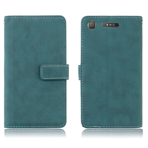 Image 2 - Swtengyue For Sony Xperia XZ1 case Flip Wallet Leather Multifunction Nine cards case For Sony Xperia XZ1 Compact XZ premium Case