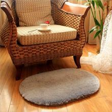 Warm Mat Washable Bath Mats Polyester Hallway Carpets Tapis Living Room Bathroom Carpet Newly Rotatable Decorative Doormat