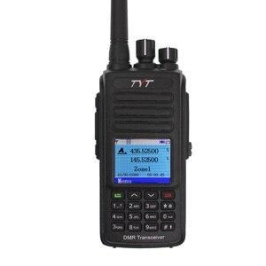 Image 2 - Tyt MD UV390 dmrラジオステーション 5 ワット 136 174 & 400 480 470mhzのトランシーバーMD 390 IP67 防水デュアルタイムdlotデジタルラジオ